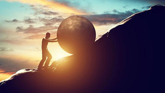A Lei do Mínimo Esforço - As Sete Leis Espirituais do Sucesso